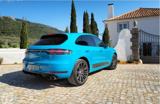Nuevo deportivo actualizado de Porsche