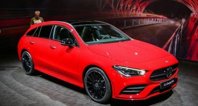 Shooting Brake CLA de Mercedes, entre los 5 mejores