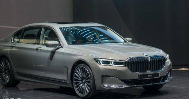 Serie 7 de BMW, la berlina de lujo de todos los tiempos