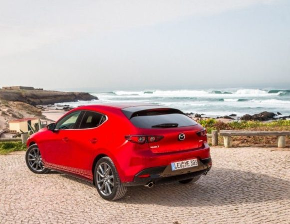 Mazda 3 2019, con un diseño atractivo y elegante