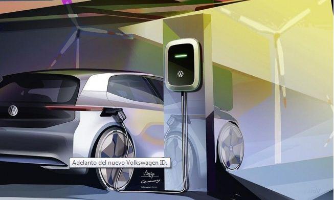 La producción en serie del nuevo Volkswagen ID. se iniciará en la factoría que Volkswagen tiene en Zwickau (Alemania).